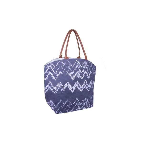 Plátená taška Tri-Coastal Design Blue Aztec