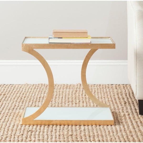 Kávový stolík Sullivan Gold