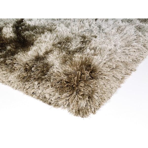 Shaggy koberec Plush Taupe, 140x200 cm