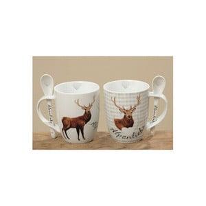 Sada 2 hrnčekov Deers, 330 ml