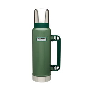 Zelená termoska Stanley Classic, 1,3 l