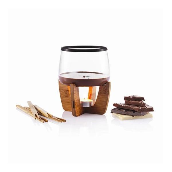 Fondue set na čokoládu XDDesign