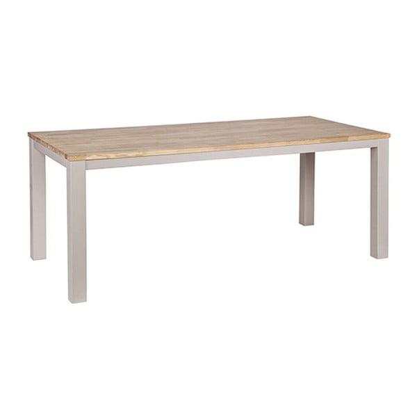 Jedálenský stôl Capo Oak, 85x180 cm