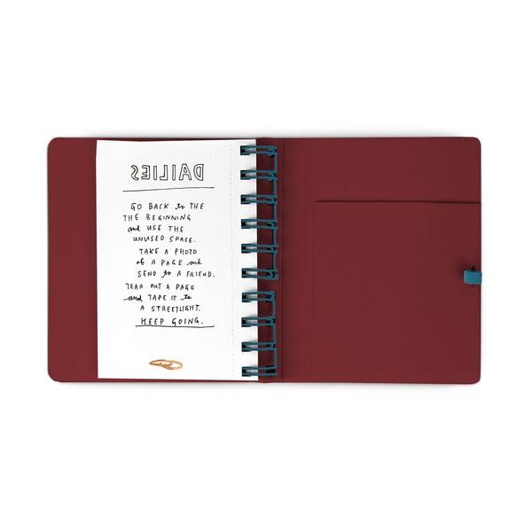 Zápisník na denné záležitosti Dailies