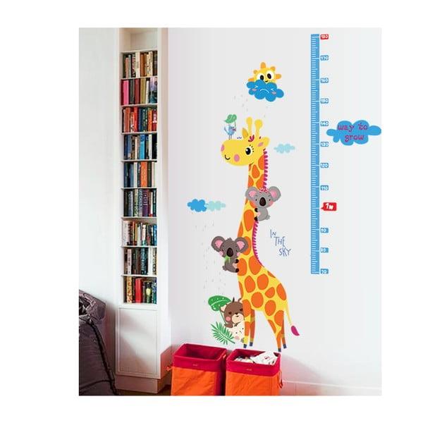 Samolepka Fanastick Giraffe And Koalas