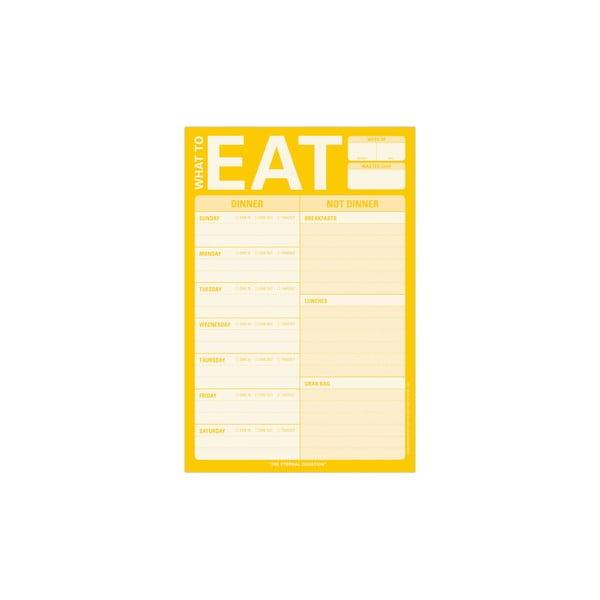 Plánovač jedálnička What To Eat