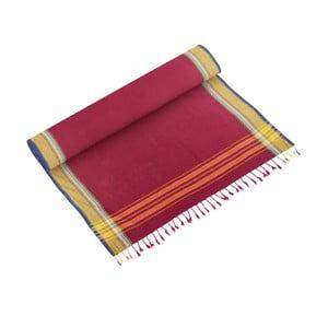 Osuška Uner Red, 100x178 cm