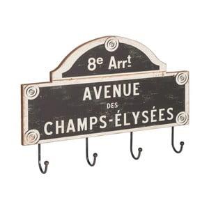 Kovový vešiak Avenue