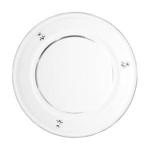 Sklenený tanier La Rochère Abeille, 25cm