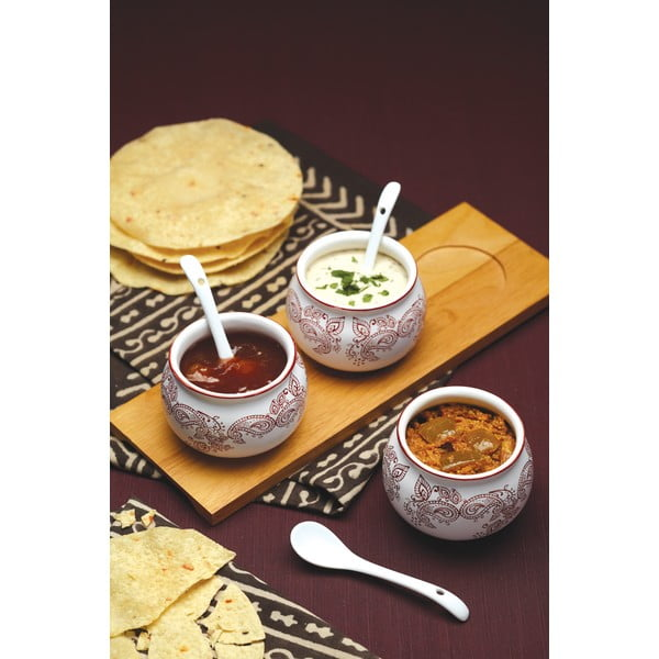 Set na chutney Kitchen Craft Indian