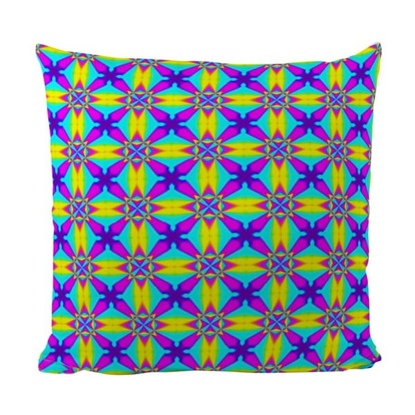 Vankúš Neon Kaleidoscop, 50x50 cm