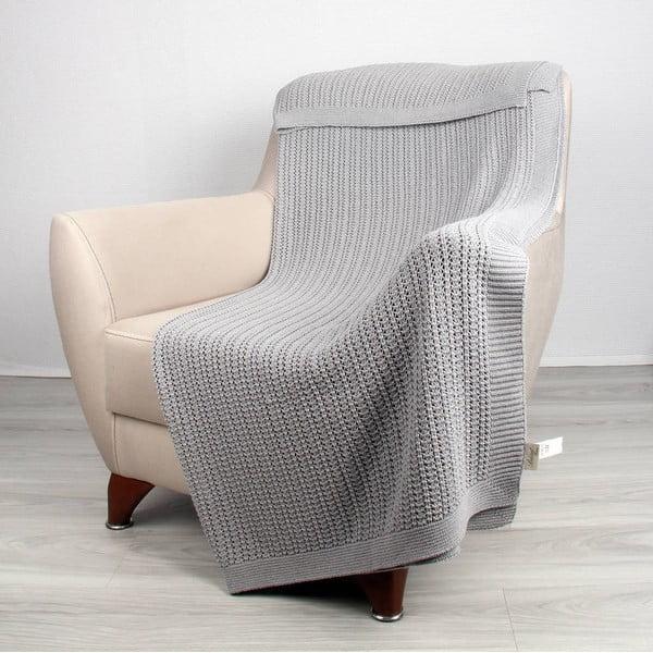 Deka Clen Light Grey, 130x170 cm