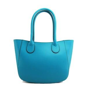 Kožená kabelka Filena Aqua