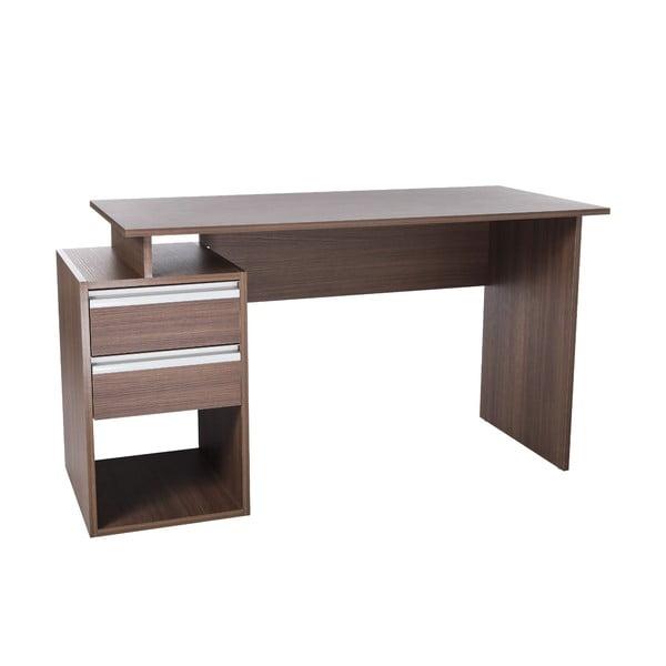 Pracovný stôl Feslegen Walnut