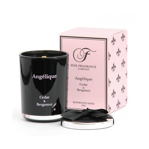 Vonná sviečka v skle zo sojového vosku Candle-Lite Angelique, doba horenia až 50 hodín