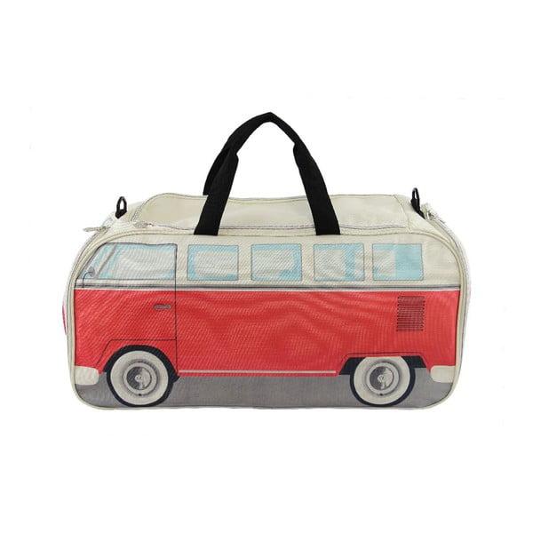 Cestovná taška VW Bus Red