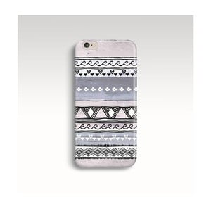 Obal na telefón Wooden Tribal pre iPhone 6/6S