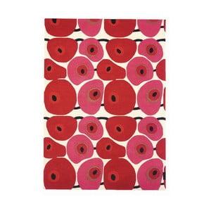 Vlnený koberec Avocadis, 80x80 cm