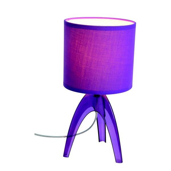 Stolná lampa Meteo Purple