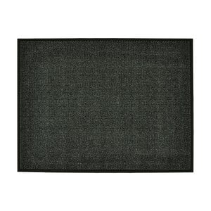 Tmavosivá rohožka Hansa Home Faro, 90 x 150 cm