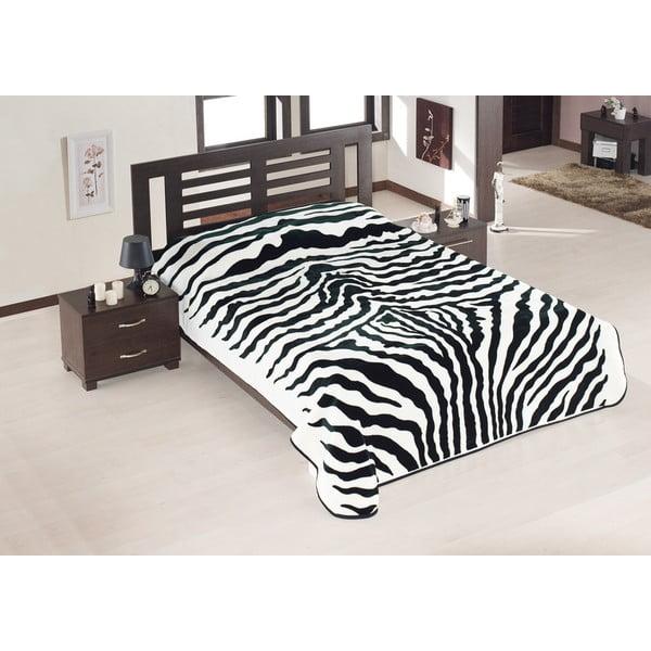 Deka Black Zebra, 200x240 cm