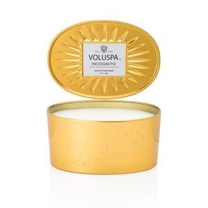 Sviečka s vôňou agarového oleja, ambry a čierneho pačuli Voluspa Vermeil Decorative, 50 hodín horenia