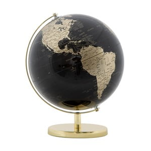 Dekorácia v tvare glóbusu Mauro Ferretti Globe, ø 25 cm