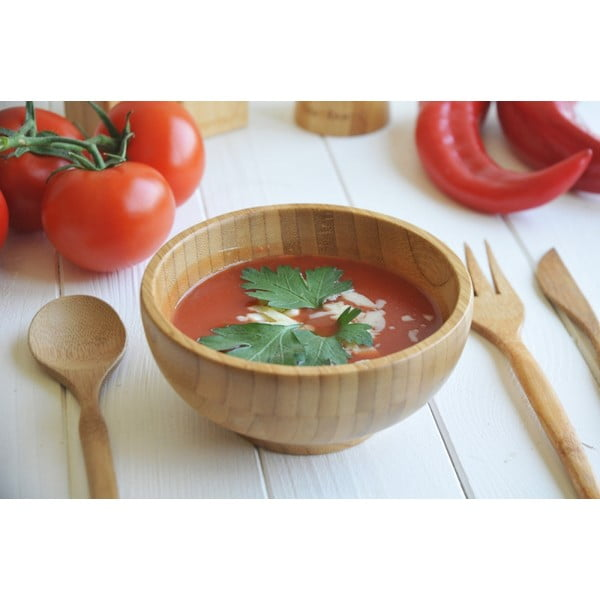 Bambusová miska Taso Soup, 13 cm