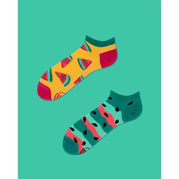 Ponožky Many Mornings Watermelon Splash Low, veľ. 43/46