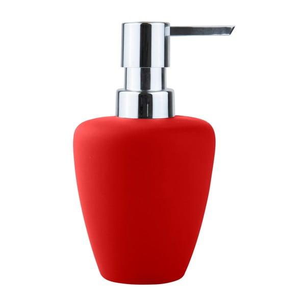 Dávkovač mydla, červený