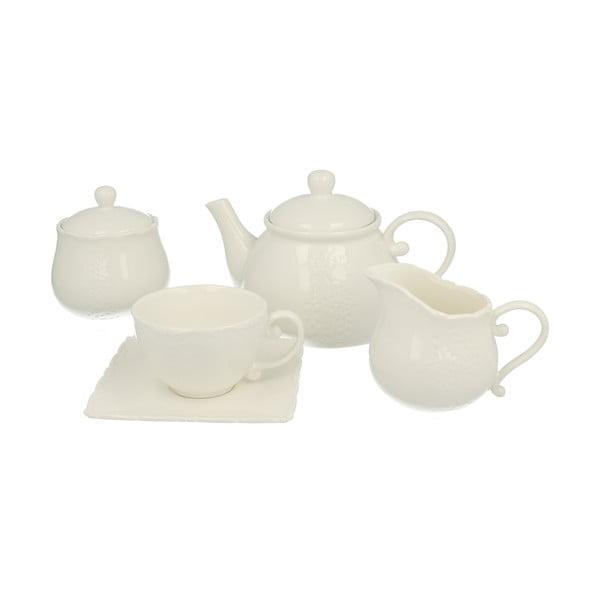 Porcelánová kávová sada  Duo Gift Fischer, 15 ks