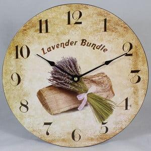 Nástenné hodiny Bundle