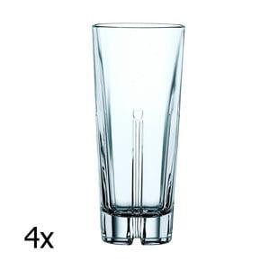 Set 4 pohárov Havanna, 366 ml