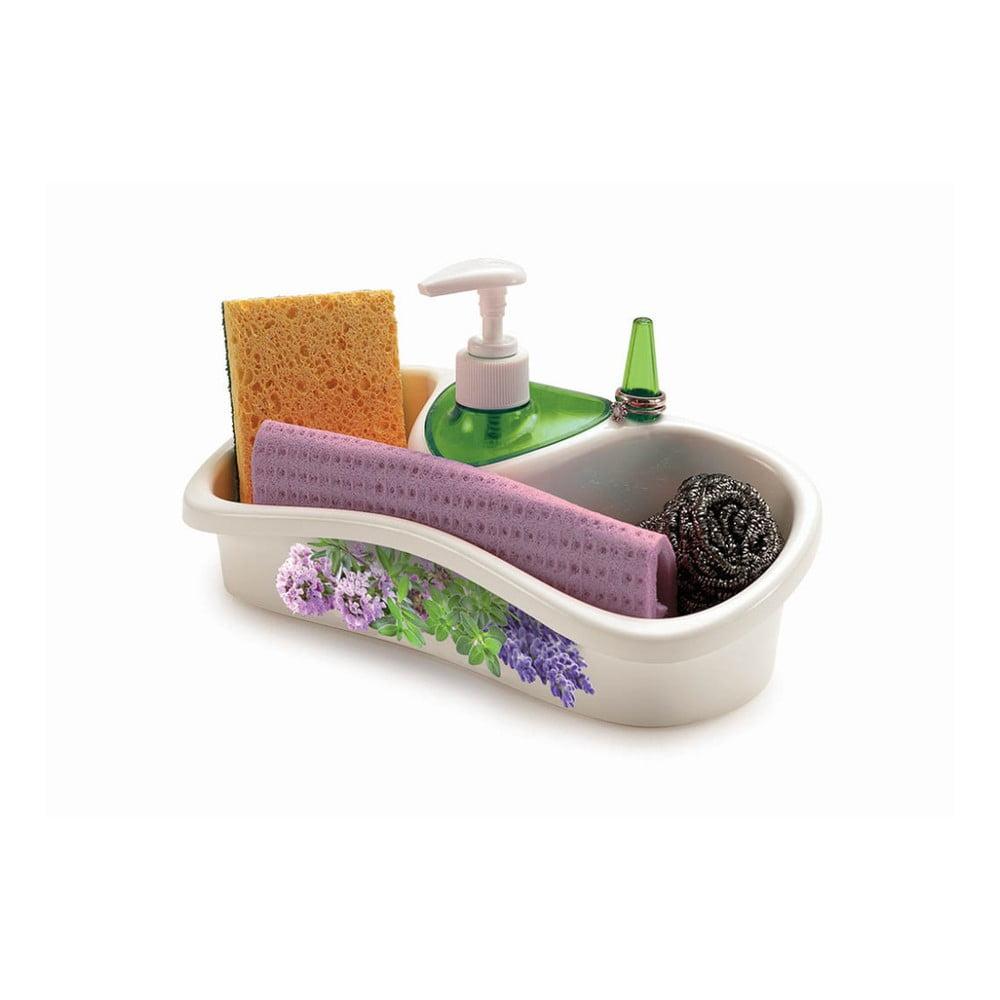 Stojan na umývanie riadu s dávkovačom saponátu Snips