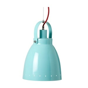 Modrá závesná lampa Done by Deer