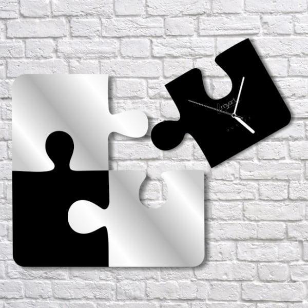 Nástenné hodiny Puzzle