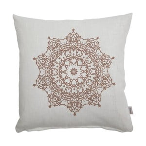 Vankúš Oriental Basic White, 45x45 cm