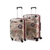 Set 2 cestovných kufrov Lois Negro