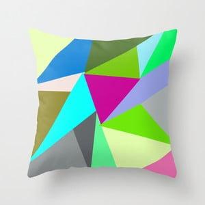 Obliečka na vankúš Triangle VI, 45x45cm