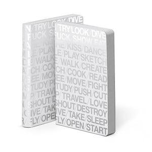 Zápisník Nuuna 100 Bright Ideas, malý