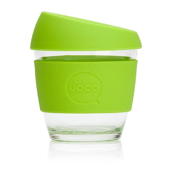 Eko hrnček na kávu Joco Cup 227 ml, limetkový