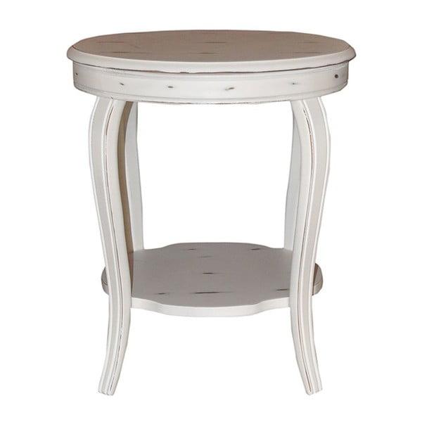 Odkladací stolík Behram Coffee, 52x52x57 cm