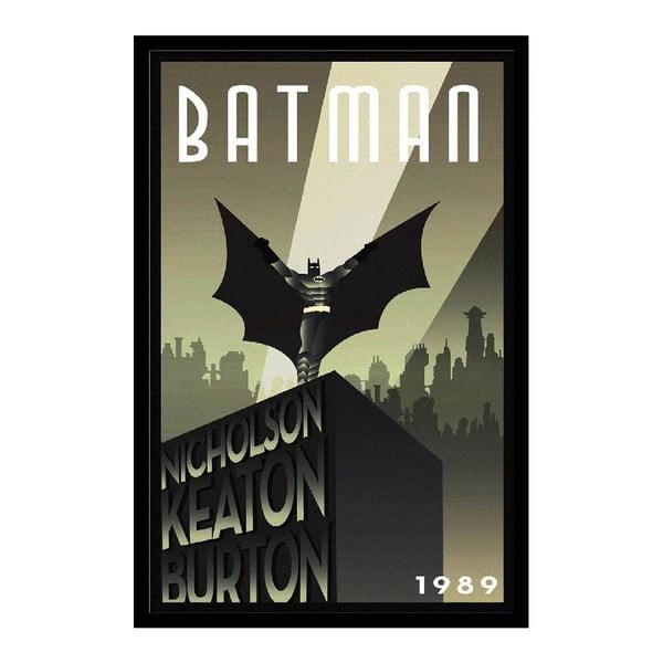 Plagát  Batman 1989, 35x30 cm