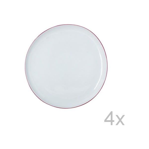 Set tanierov Funky Rio, 21,5 cm (4 ks)