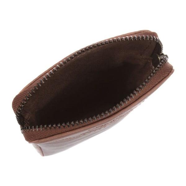 Multifunkčné kožené púzdro Shield Vintage Brown
