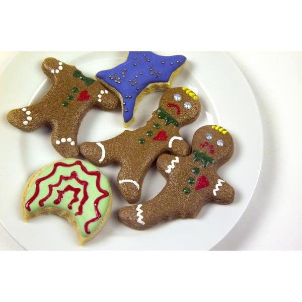 Vykrajovacie perníkové formičky Fred ABC Cookies, 3 ks