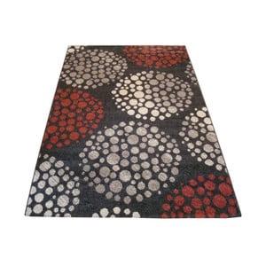 Vysokoodolný koberec Floorita Flirt Karto, 200 x 285 cm
