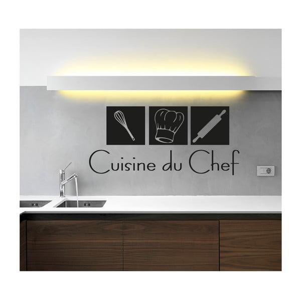 Samolepka Ambiance Cuisine du Chef