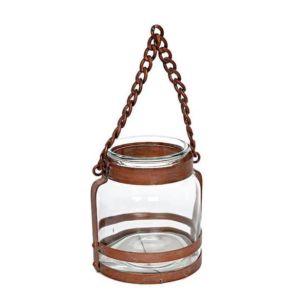Kovový lampáš Coppie