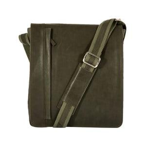 Pánská taška Vintage Green Army